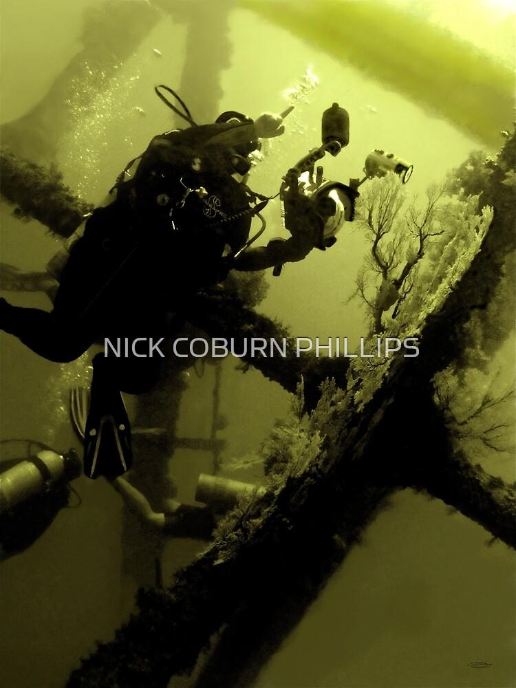 1 2 3 BANANA! by NICK COBURN PHILLIPS