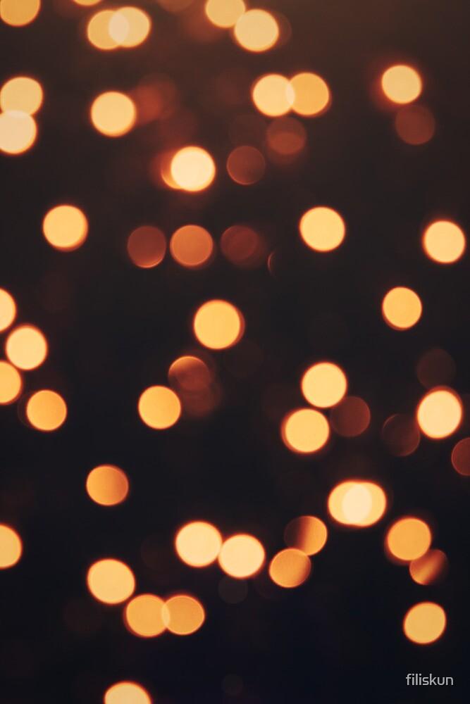 Christmas Lights II by filiskun