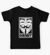 Obey This Shirt Kids Clothes