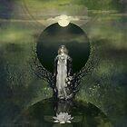 Moonlight Lotus by AngiandSilas