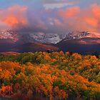 Sawatch Range by Steve  Taylor