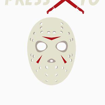 Press X To Jason by DANgerous124