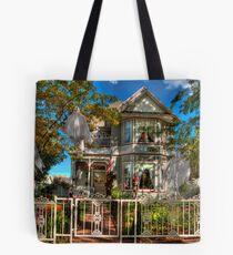 Victorian Halloween Tote Bag