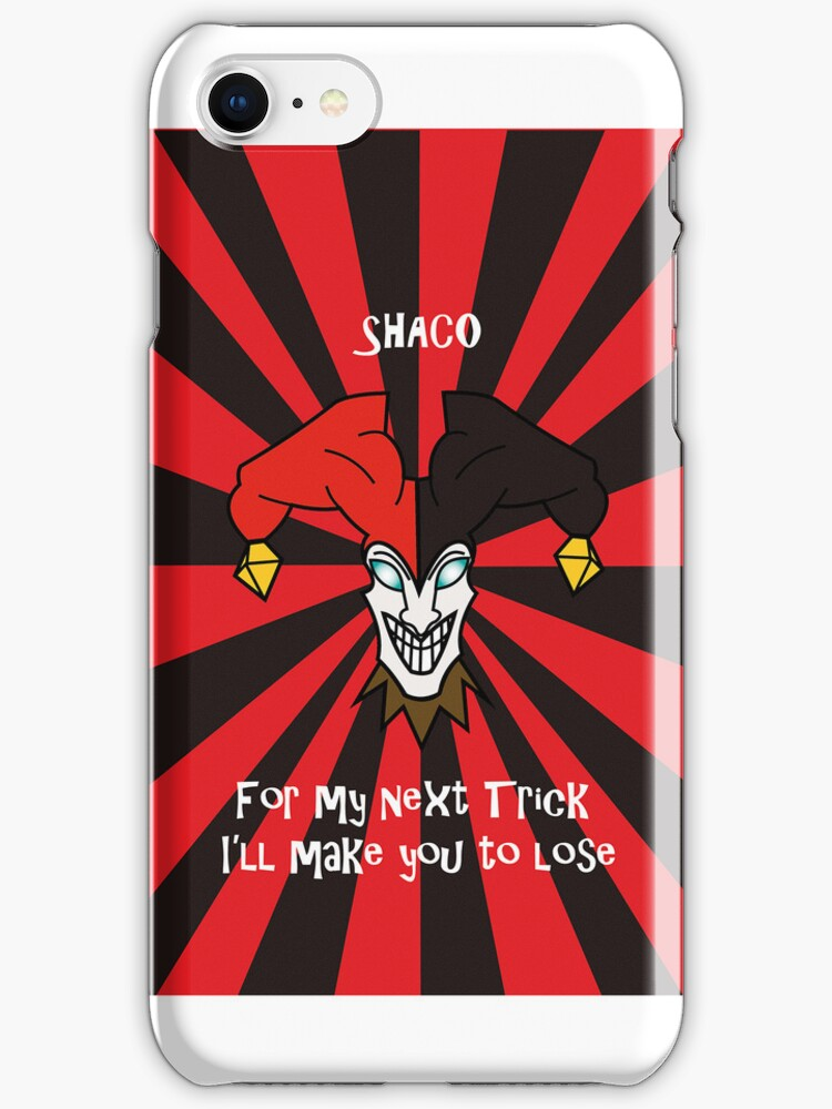 Shaco - For my next Trick I'll make you lose by Alessandro Ionni