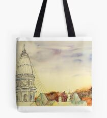 "Lafayette from the ""Penthouse"" Tote Bag"