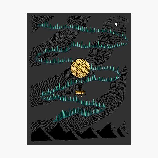 Northern Nights Photographic Print