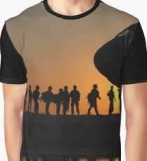 Just another day at the office- getting ready for doors! Graphic T-Shirt