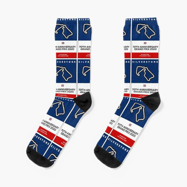 Formula 1 70th Anniversary Grand Prix - F1 2020 Socks