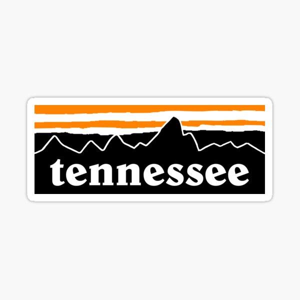tennessee mountain sticker Sticker