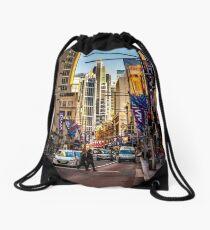 Downtown Drawstring Bag