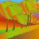 Autumn colours by IrisGelbart