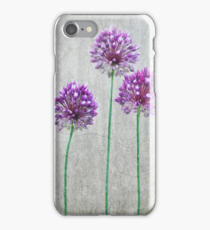 Three's Company iPhone Case/Skin