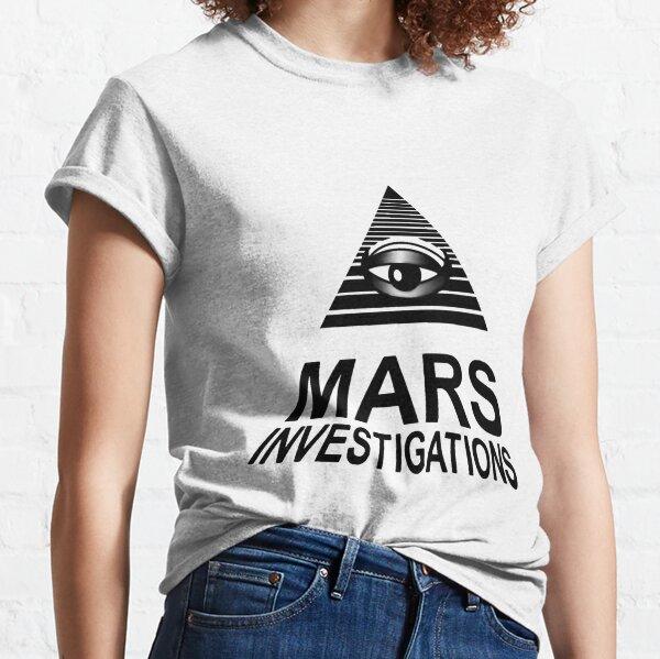 Mars Investigation Logo - Veronica Mars Classic T-Shirt