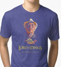 Lord of the Dings Tri-blend T-Shirt