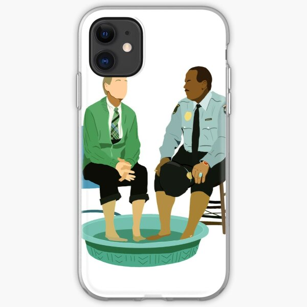Mr Rogers and Officer Clemmons iPhone Soft Case