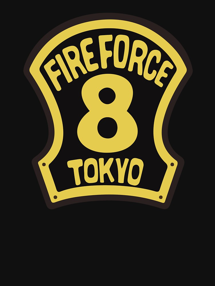 FIRE FORCE TOKYO 8 by Thulio