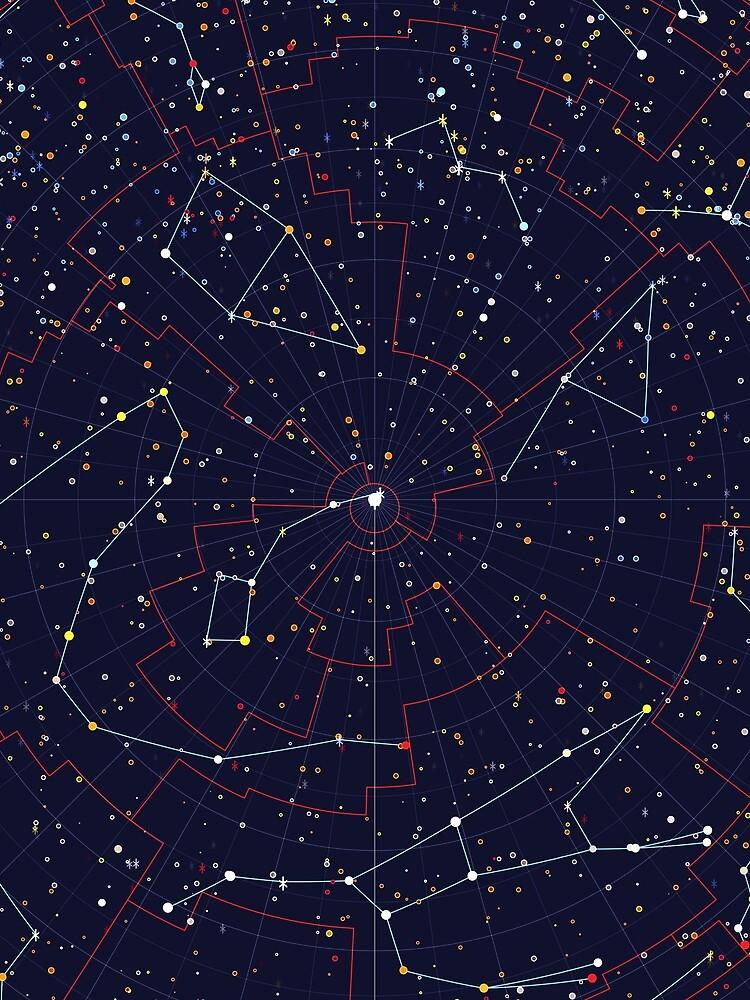 Night Constellations by EleanorLutz