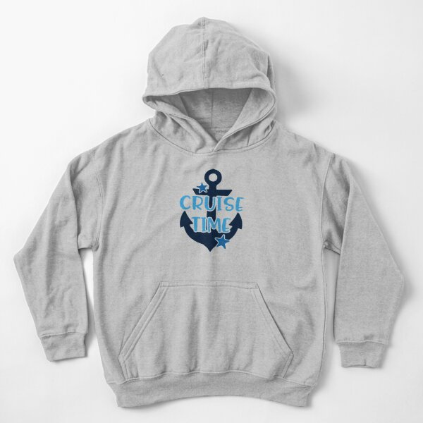 Cruise Time Kids Pullover Hoodie