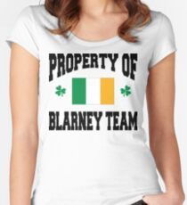 Blarney Women's Fitted Scoop T-Shirt