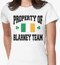 Blarney Womens Fitted T-Shirt