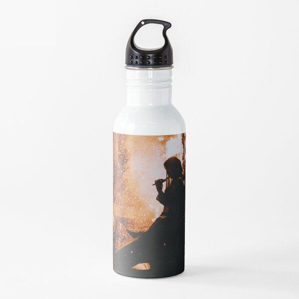 Japan Fire Festival Water Bottle