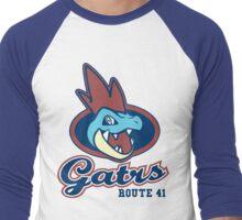 Route 41 Gatrs Men's Baseball ¾ T-Shirt