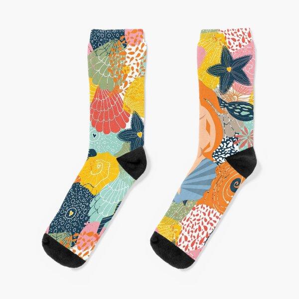 Aphrodite Rising Socks