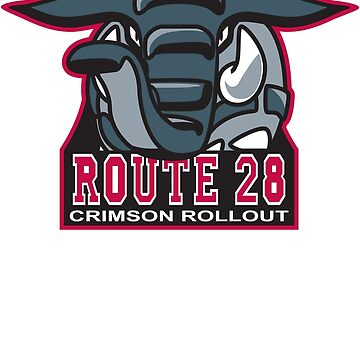 Route 28 Crimson Rollout by BabyJesus
