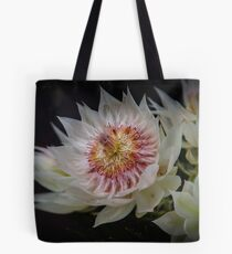 Blushing Bride protea Rivers 20121015 4300  Tote Bag