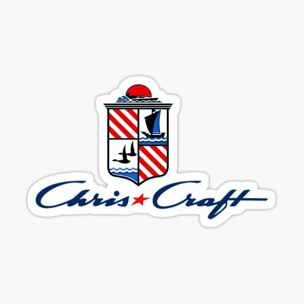 CHRIS CRAFT 2 Sticker