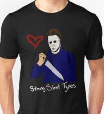 Horror Boyfriends- Michael Myers Unisex T-Shirt