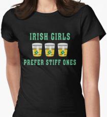 Funny Irish Women's Women's Fitted T-Shirt