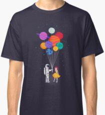 Camiseta clásica Por ti todo