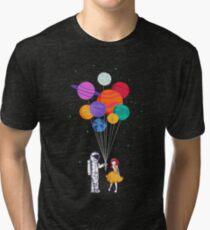 Camiseta de tejido mixto Por ti todo