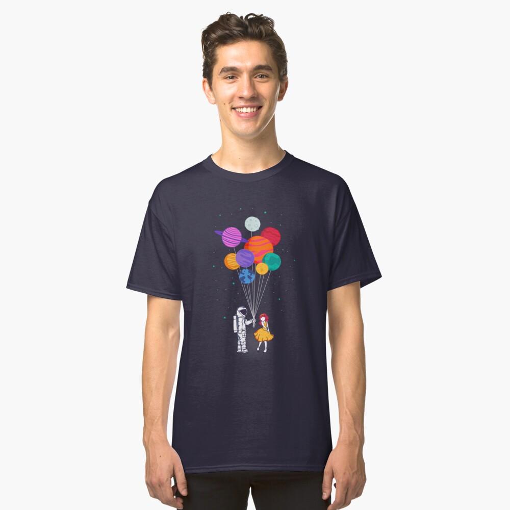 Camiseta clásicaPor ti todo Delante