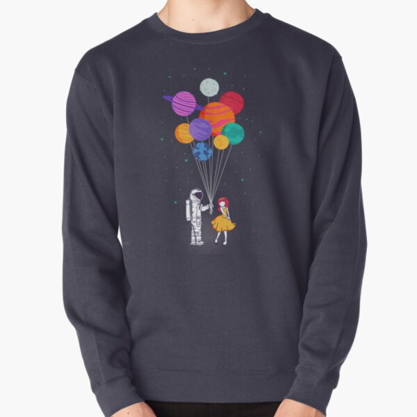 For You, Everything Pullover Sweatshirt