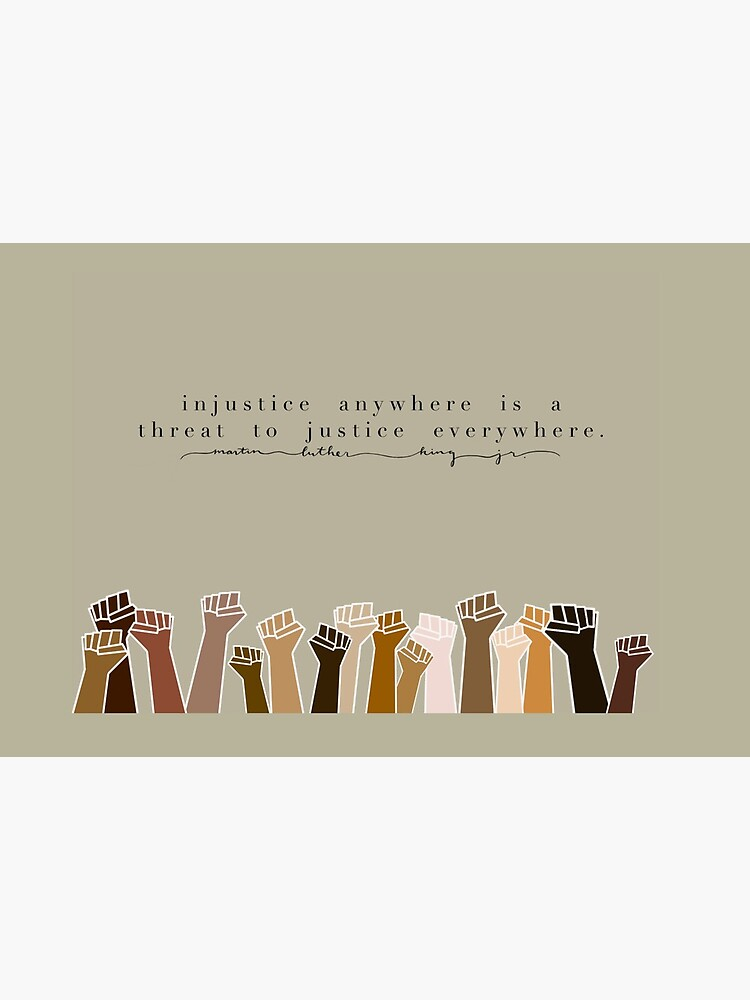 MLK Justice Quote by hannahlynnkato