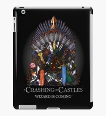 A Crashing of Castles iPad Case/Skin