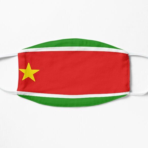 Drapeau Guadeloupe Gwada Masque sans plis