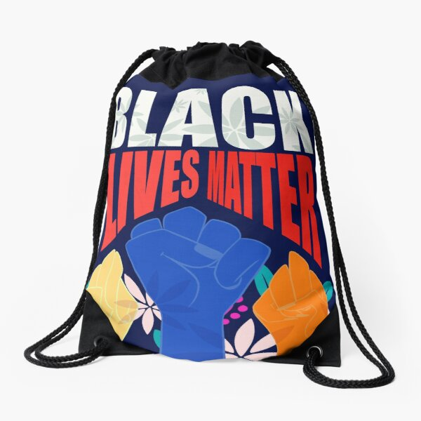 Black Lives Matter (4 of 5)  Drawstring Bag