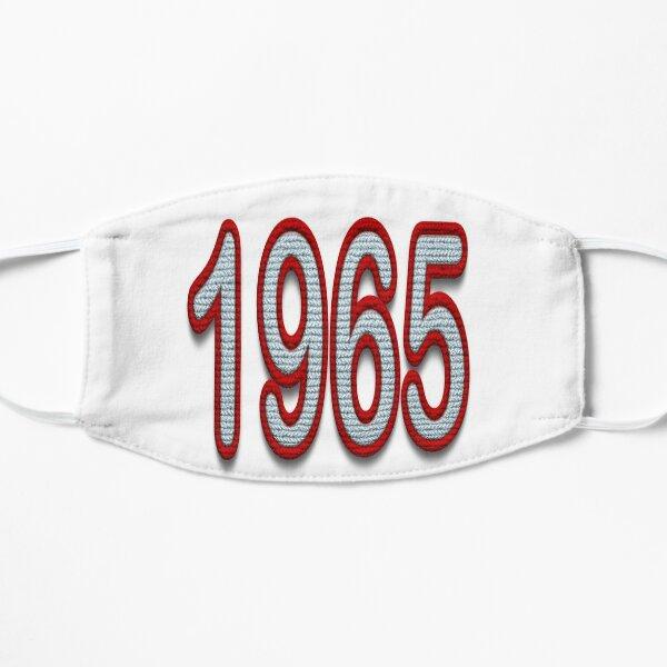 Birth Year 1965 Flat Mask