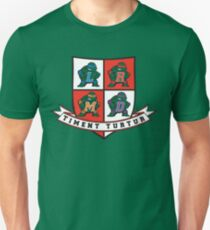 Fear The Turtle - Full Color T-Shirt