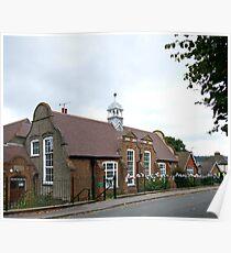 Weald Community Primary School Poster