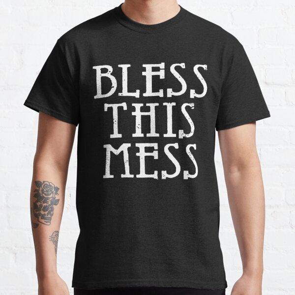 Dance Gavin Dance Bless This Mess  Classic T-Shirt