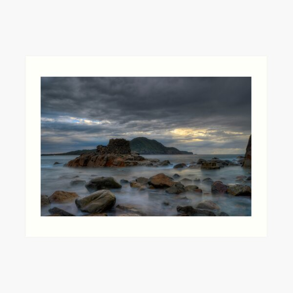 Early Morning Light. Art Print