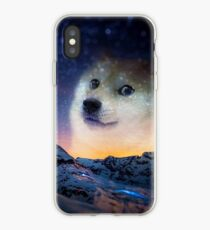Space Doge iPhone Case
