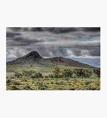 Pinnacle Photographic Print