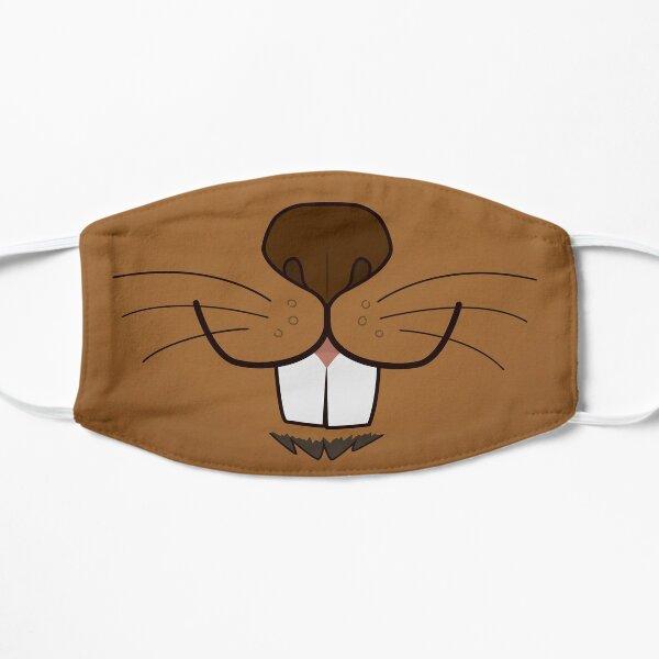 Isle Beaver Booper Flat Mask