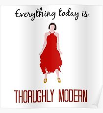 modern millie Poster