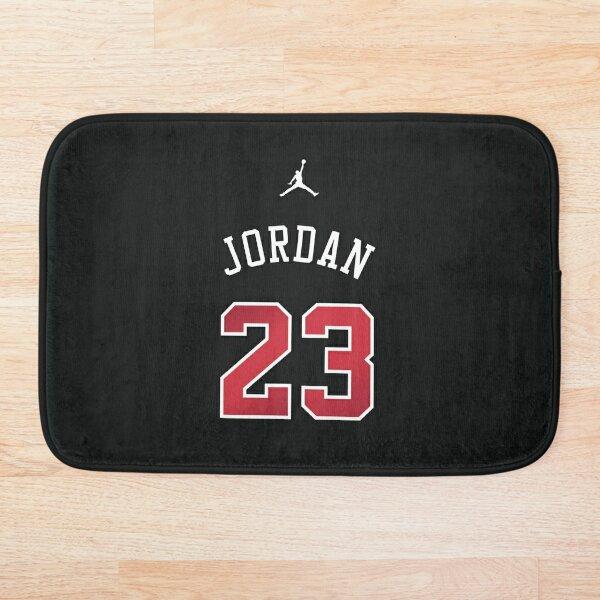 Michael Jordan 23 Jersey Bath Mat
